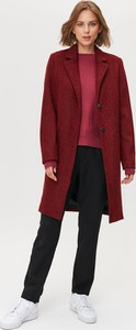 Czerwony płaszcz FEMESTAGE Eva Minge