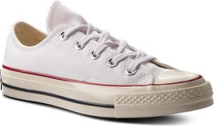 Trampki converse - ctas 70 ox 162065c white/garnet/egret