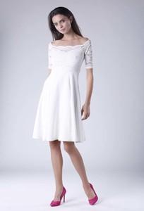 Sukienka Nommo z krótkim rękawem hiszpanka