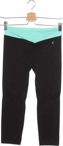 Czarne legginsy dziecięce Vaara