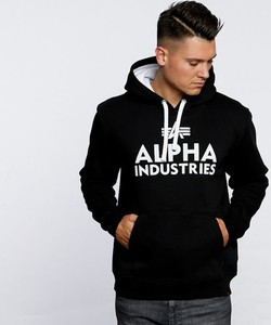 Czarna bluza Alpha Industries