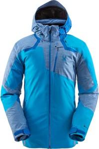 Niebieska kurtka Spyder krótka