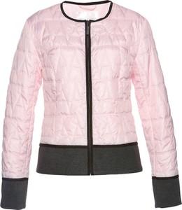 504ce0db64ce5 Różowe kurtki damskie bonprix, kolekcja wiosna 2019