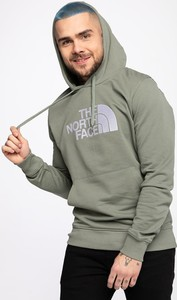Zielona bluza The North Face