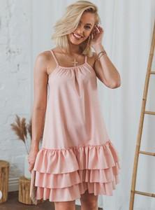 Sukienka SELFIEROOM mini na ramiączkach