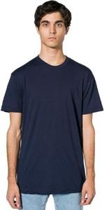 T-shirt American Apparel w stylu casual