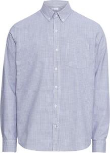 Niebieska koszula Gap w stylu casual