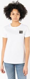 T-shirt Armani Exchange z okrągłym dekoltem