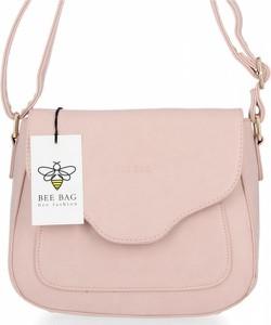 Różowa torebka Bee Bag na ramię