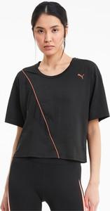 T-shirt Puma z okrągłym dekoltem