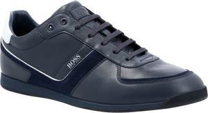 Boss Athleisure Skórzane sneakersy Glaze