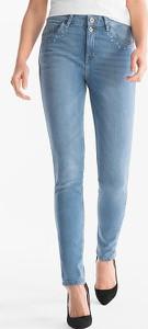 Niebieskie jeansy The Denim w street stylu z jeansu