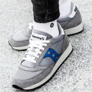 Buty sportowe Saucony w sportowym stylu sznurowane