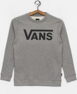 Bluza dziecięca Vans z bawełny