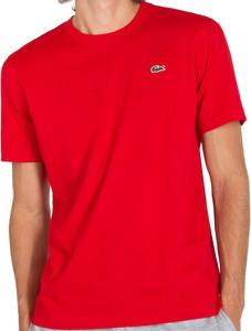 T-shirt Lacoste w stylu casual z bawełny