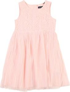 Różowa sukienka dziewczęca Blue Seven