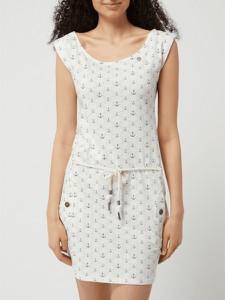 Sukienka Ragwear z bawełny mini