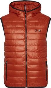 Czerwona kamizelka Tommy Hilfiger w stylu casual
