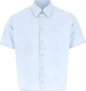 Niebieska koszula Kenzo w stylu casual