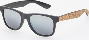 Reserved - Okulary przeciwsłoneczne - Beżowy