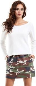 Spódnica MOE mini w militarnym stylu