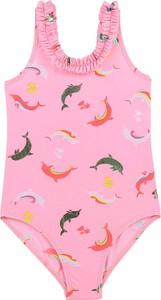 Różowy strój kąpielowy Billieblush