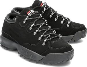 Fila Disruptor Low - Sneakersy Męskie - 1010708.12V