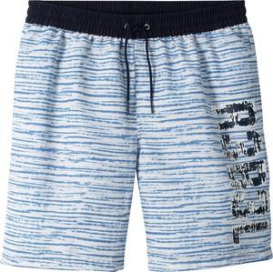 Niebieskie kąpielówki bonprix bpc bonprix collection