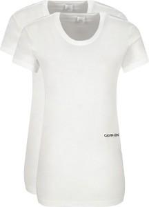 T-shirt Calvin Klein Underwear z okrągłym dekoltem z krótkim rękawem w stylu casual