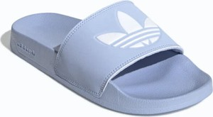 Niebieskie klapki Adidas