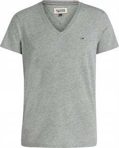 T-shirt Tommy Hilfiger z bawełny w stylu casual