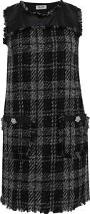 Sukienka Liu-Jo bez rękawów mini w stylu casual