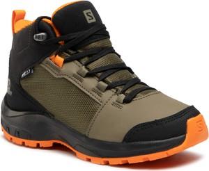 Buty trekkingowe dziecięce Salomon dla chłopców