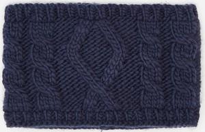 Granatowy szalik dziecięcy Reserved