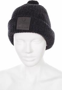 Granatowa czapka Superdry