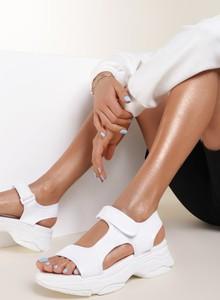 Buty sportowe Renee sznurowane