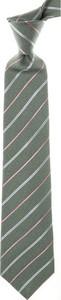 Zielony krawat Kiton