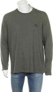 Koszulka z długim rękawem Adidas z długim rękawem w stylu casual