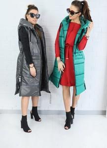 1152f362ceeb3 Kamizelka Bastet Fashion w stylu casual długa