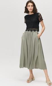 Bluzka FEMESTAGE Eva Minge z krótkim rękawem