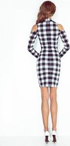 Sukienka MORIMIA z długim rękawem mini