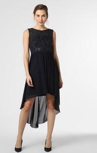 Sukienka Marie Lund bez rękawów mini asymetryczna