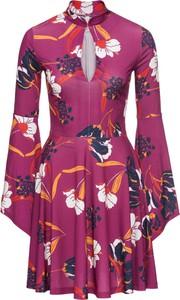 Bonprix sukienka z nadrukiem