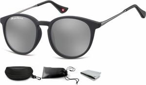 Stylion Okulary dziecięce lenonki Unisex lustrzanki matowe CS71