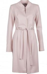 Różowy płaszcz VISSAVI