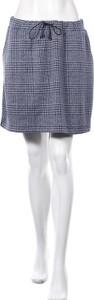 Niebieska spódnica Esprit mini