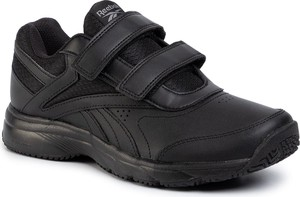 Buty sportowe Reebok z płaską podeszwą na rzepy