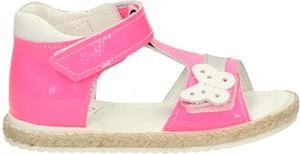 Buty dziecięce letnie EMEL na rzepy