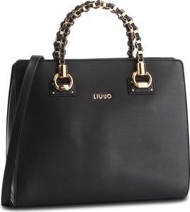 2661a008ce904 Granatowe torebki i torby eleganckie Liu-Jo