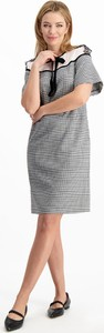 Sukienka Lavard z krótkim rękawem mini
